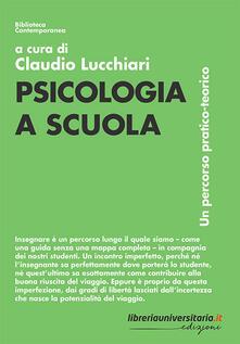 Filippodegasperi.it Psicologia a scuola. Un percorso pratico-teorico Image