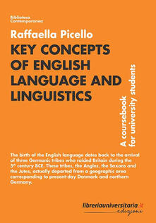 Daddyswing.es Key Concepts of English Language and Linguistics. A coursebook for university students Image