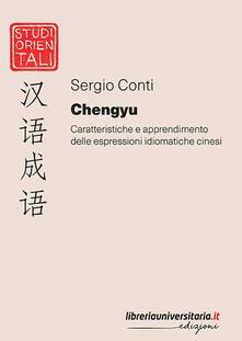 Voluntariadobaleares2014.es Chengyu. Caratteristiche e apprendimento delle espressioni idiomatiche cinesi Image