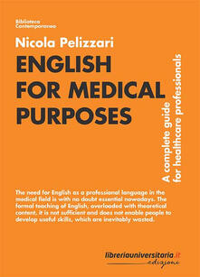 Nicocaradonna.it English for Medical Purposes. A complete guide for healthcare professionals Image