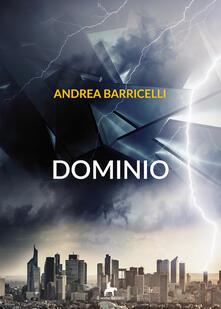 Dominio - Andrea Barricelli - copertina