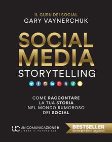 Camfeed.it Social media storytelling. Come raccontare la tua storia nel mondo rumoroso dei social Image