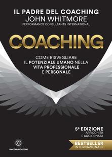 Antondemarirreguera.es Coaching. Come risvegliare il potenziale umano nella vita professionale e personale Image
