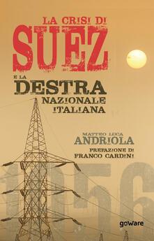 Mercatinidinataletorino.it La crisi di Suez e la destra nazionale italiana Image
