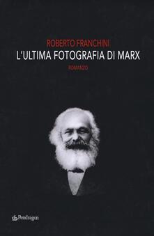 Radiospeed.it L' ultima fotografia di Marx Image