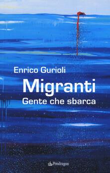 Winniearcher.com Migranti. Gente che sbarca Image