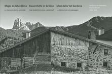 Grandtoureventi.it Masi della val Gardena. La memoria di un paesaggio. Ediz. ladina, tedesca e italiana Image