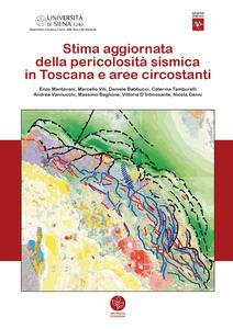 Stima aggiornata della pericolosità sismica in Toscana e aree circostanti - copertina