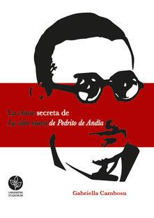 La clave secreta de La vida nueva de Pedrito de Andía - Gabriella Cambosu - copertina