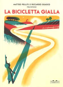 Milanospringparade.it La bicicletta gialla. Ediz. a colori Image