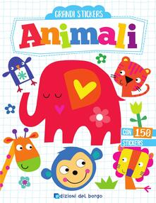 Antondemarirreguera.es Animali. Grandi stickers Image