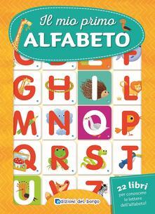 Lpgcsostenible.es Il mio primo alfabeto. Ediz. a colori Image