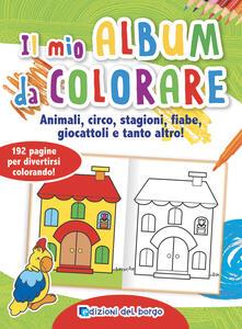 Winniearcher.com Il mio album da colorare Image