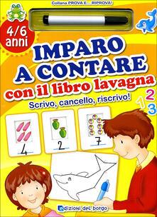 Voluntariadobaleares2014.es Imparo a contare con il libro lavagna. Con gadget Image