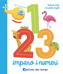 Ristorantezintonio.it 1 2 3 imparo i numeri. Ediz. a colori Image