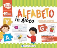 L alfabeto in gioco. Ediz. a colori. Con puzzle.pdf