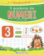 Il quaderno dei numeri da 1 a 20. Ediz. a colori