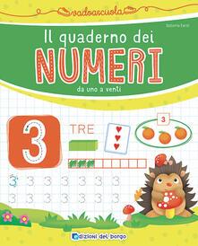 Antondemarirreguera.es Il quaderno dei numeri da 1 a 20. Ediz. a colori Image