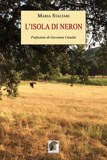 L' isola di Neron - Maria Staltari - copertina