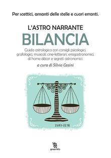 Premioquesti.it Bilancia. L'astro narrante Image
