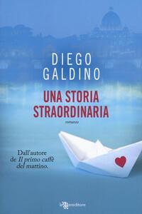 Libro Una storia straordinaria Diego Galdino