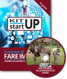 Come avviare un allevamento di asini. Con aggiornamento 2018. Con CD-ROM - copertina