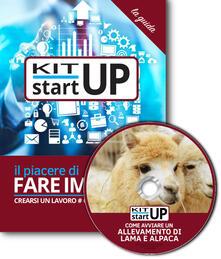 Come avviare un allevamento di lama e alpaca. Con aggiornamento 2018. Con CD-ROM - copertina