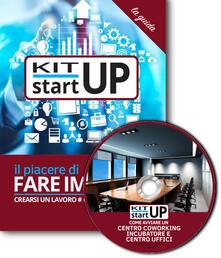 Come avviare un centro coworking, incubatore, centro uffici. Con aggiornamento 2018. Con CD-ROM - copertina