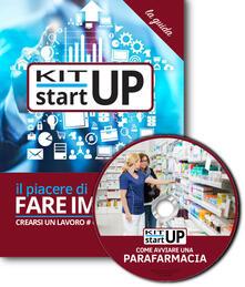 Collegiomercanzia.it Come avviare una parafarmacia. Con CD-ROM Image