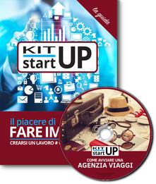 Come avviare una agenzia di viaggi. Con CD-ROM - copertina