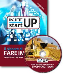 Come aprire un'agenzia di shopping tour e servizi turistici. Con CD-ROM - copertina