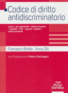 Osteriacasadimare.it Codice di diritto antidiscriminatorio Image