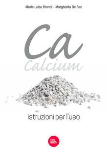 Warholgenova.it Ca, Calcium. Istruzioni per l'uso Image