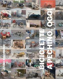 Biciclette a Pechino, oggi - Zhao Xiaomeng - copertina