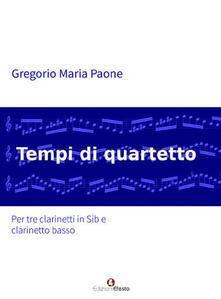 Librisulladiversita.it Tempi di quartetto Image