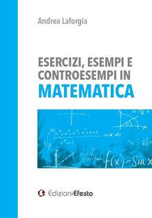 Winniearcher.com Esercizi, esempi e controesempi in matematica Image