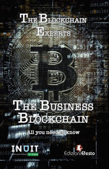 The business blockchain. All you need to know - copertina
