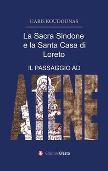 Aboutschuster.de La sacra Sindone e la santa casa di Loreto. (Il passaggio ad Atene) Image