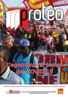 L' egemonia ai tempi del COVID-19 - Centro studi trasformazioni economico-sociali - copertina