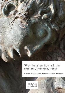 Antondemarirreguera.es Storia e psichiatria. Problemi, ricerche, fonti Image