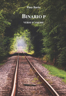 Binario P - Pina Bario - copertina
