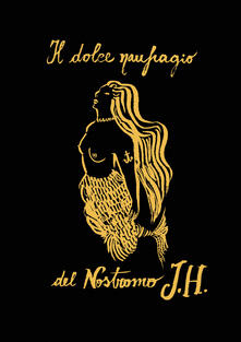 Il dolce naufragio del Nostromo J. H. - Gianni Testa - copertina