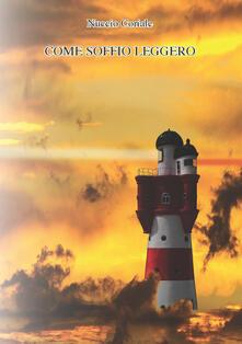 Come soffio leggero - Carmine Coriale - copertina