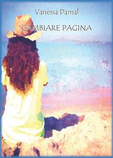 Cambiare pagina - Vanessa Damal - copertina