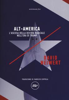 Daddyswing.es Alt-America L'ascesa della destra radicale nell'era di Trump Image