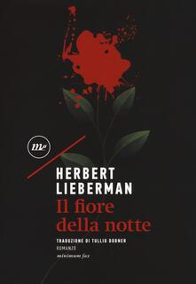 Il fiore della notte - Herbert Lieberman - copertina