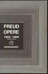 Foto Cover di Opere. Vol. 5: Il motto di spirito e altri scritti., Libro di Sigmund Freud, edito da Bollati Boringhieri