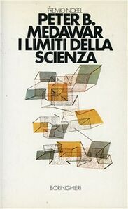 Foto Cover di I limiti della scienza, Libro di Peter B. Medawar, edito da Bollati Boringhieri