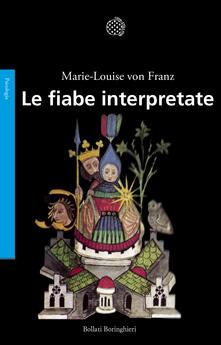 Le fiabe interpretate - Marie-Louise von Franz - copertina