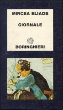 Giornale - Mircea Eliade - copertina